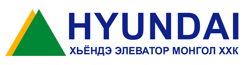 Hyundai Elevator Mongolia Logo