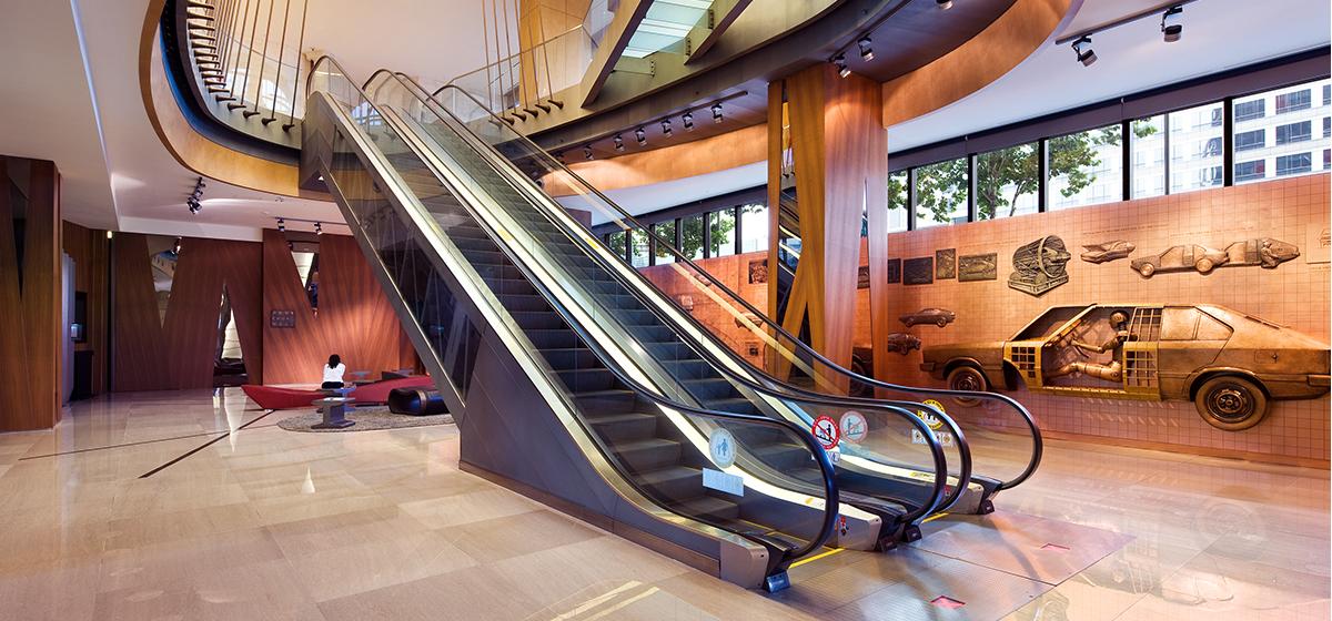 Escalators/Moving Walks