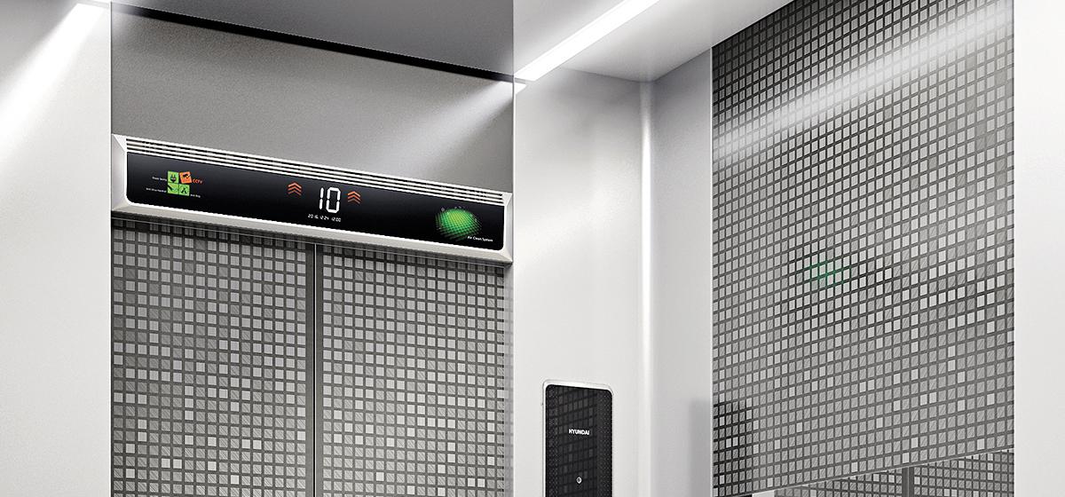YZER elevator